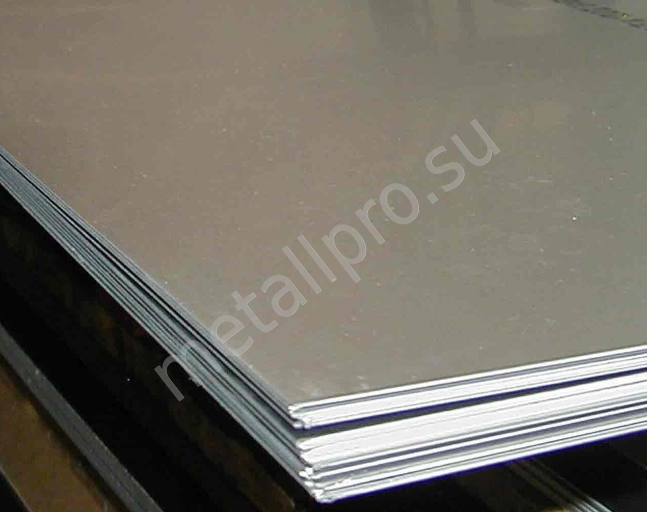 аустенитная листовая сталь