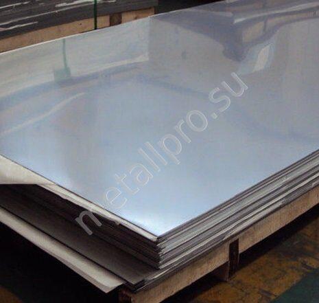 листовая сталь 12Х18Н10Т