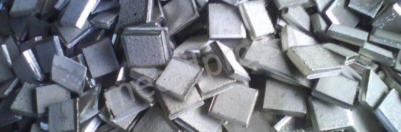 никель в анодах