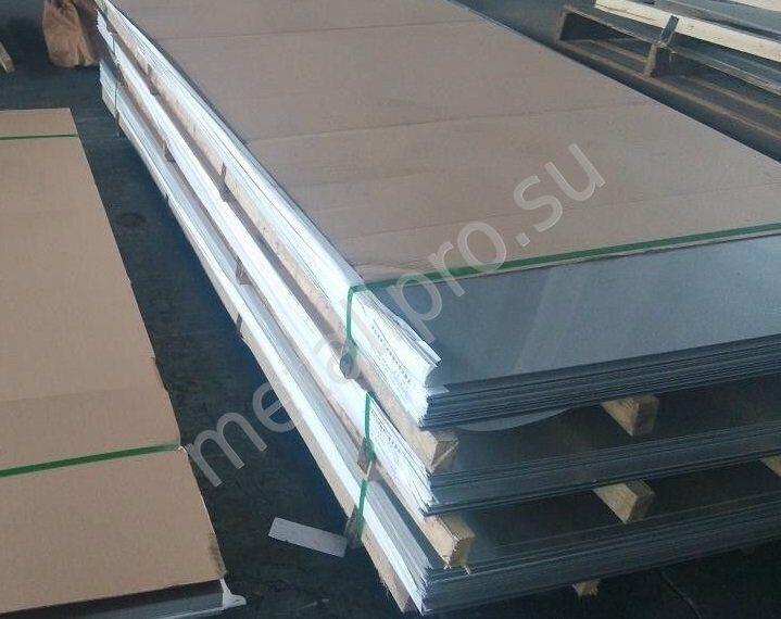 листовая сталь aisi 310s