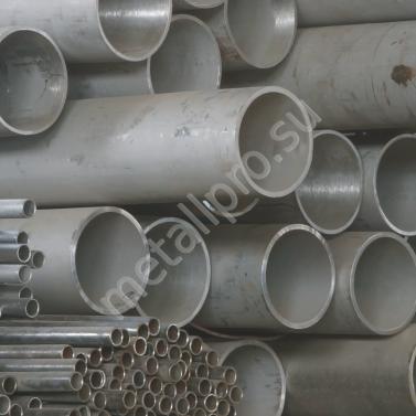 стальные трубы из аустенитной стали