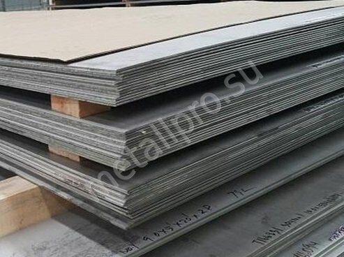 листовая сталь AISI 201 EN
