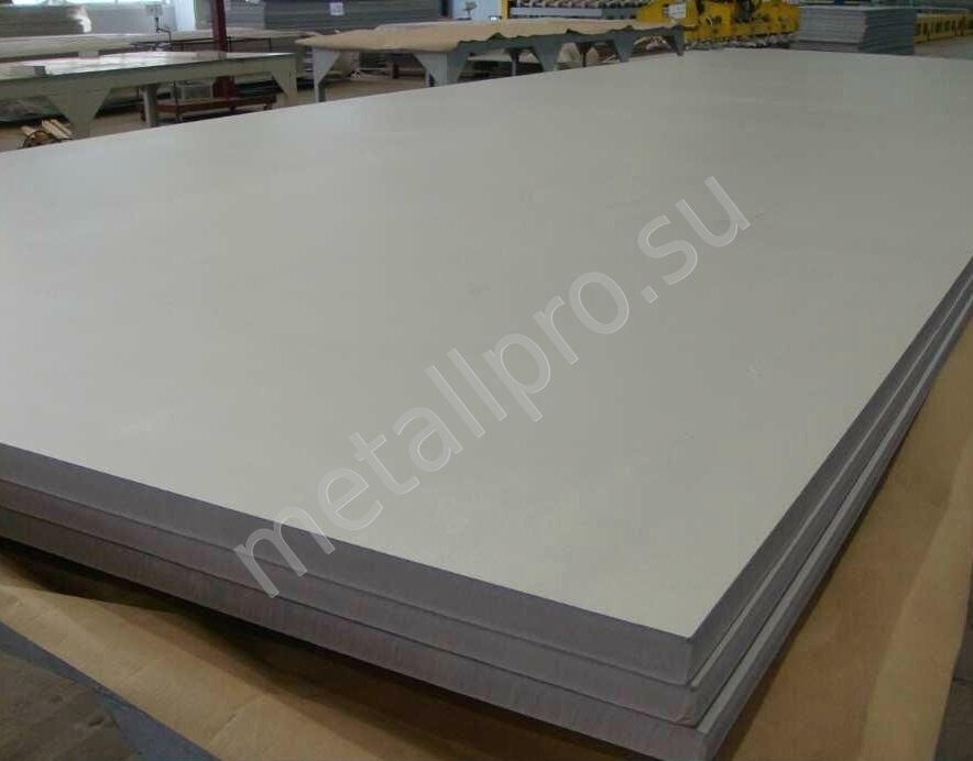 листовая сталь aisi 316Ti