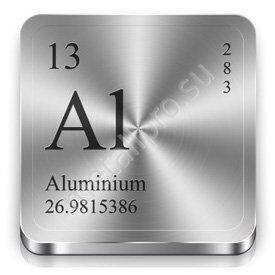 химический элемент - алюминий