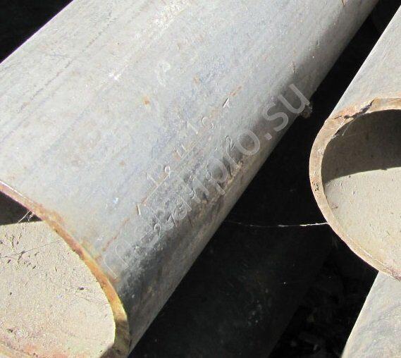 маркировка нержавеющих труб