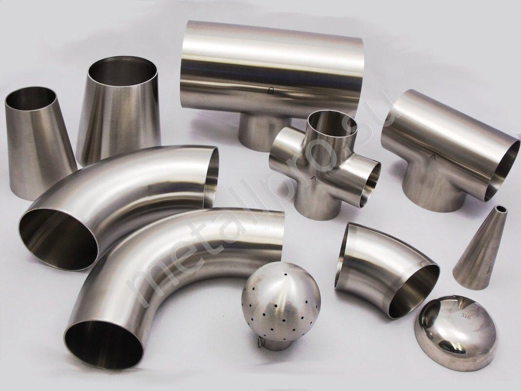 элементы трубной продукции