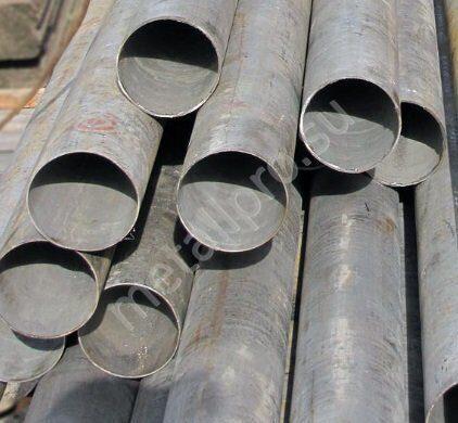 нержавеющие трубы из мартенситной стали